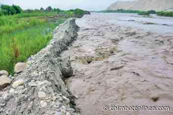 Se incrementa considerablemente caudal de los ríos Santa y Chicama - Diario Digital Chimbote en Línea