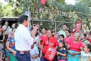 Habitantes de la comunidad Schafik Hándal en Suchitoto prohíben entrada a miembros del FMLN - Diario La Huella