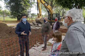 San Isidro: avanza el plan de bacheo en Villa Adelina y Boulogne - Zona Norte Diario OnLine