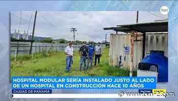 Gobernación de Darién anuncia instalación de hospital modular en Metetí - TVN Panamá