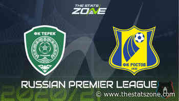2020-21 Russian Premier League – Akhmat Grozny vs Rostov Preview & Prediction - The Stats Zone