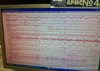 . EbeneMagazine - RU - Earthquake happened in Irkutsk - IrkutskMedia. ru - EBENE MAGAZINE