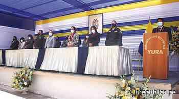 Arequipa: alcalde de Yura señala que incrementó la pobreza extrema - LaRepública.pe