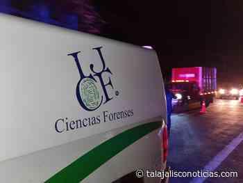 Muere atropellado en carretera Ameca Guadalajara en el municipio de Tala. - Tala Jalisco Noticias