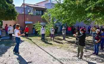 DIF Reynosa visitó colonias San José, Valle del Bravo y Lomas de Valle Alto - Vox Populi