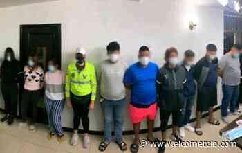 Son señalados por crímenes perpetrados en Machala y hoy están detenidas 12 personas - El Comercio (Ecuador)