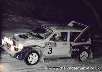 Motorsport Memories: When snow played havoc with the 1986 National Breakdown Rally