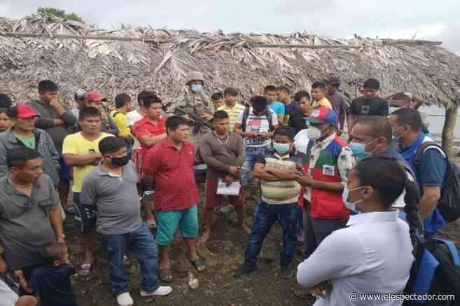 Bahía Solano: entre pasar hambre y la ilegalidad - El Espectador