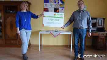 Rendsburg: Team-Baucenter in Kropp spendet 2000 Euro an den Kinder- und Jugendhospizdienst | shz.de - shz.de