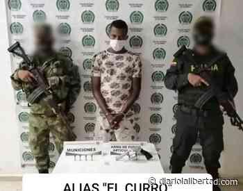 Policía captura a presunto asesino del Peluquero de Tiquisio - Diario La Libertad