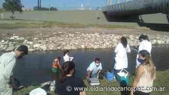 Carlos Paz analizó la cantidad y calidad de agua del río Suquía - El Diario de Carlos Paz