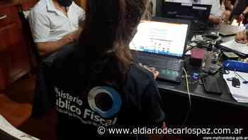 Río Tercero: Un detenido por Pornografía Infantil - El Diario de Carlos Paz