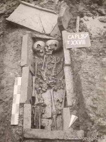 La necropoli romana dell'Area Pleba di Casteggio - Vigevano24.it