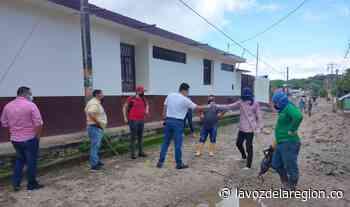 Significativo avance de obras reporta el alcalde municipal de Baraya - Noticias