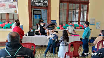 Capellanía policial entrega víveres a familias – Noticias Última Hora de Guatemala - dca.gob.gt