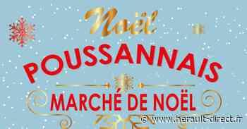 Poussan - Marché de Noël de Poussan le 13 décembre 2020 ! - HERAULT direct