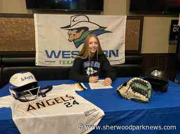 Greenfield catches on with Western Texas College - Sherwood Park News