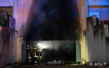Seine-Saint-Denis. Incendie dans un parking à Neuilly-sur-Marne : six voitures et deux scooters brûlés - actu.fr