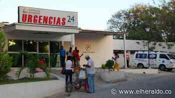 Dos hombres heridos deja ataque a bala en Palmar de Varela - EL HERALDO