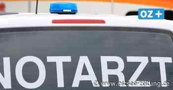 Franzburg: 91-Jährige wird von Auto erfasst und stirbt an ihren Verletzungen - Ostsee Zeitung