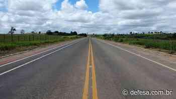 Governo do Estado entrega nova rodovia entre Ecoporanga e Ponto Belo - Defesa - Agência de Notícias