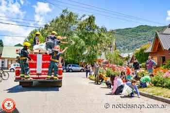 Bomberos de San Martin de los Andes no realizará la colecta de caramelos de Papa Noel - Noticias NQN