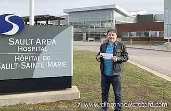 Chapleau man wins October SAHF 50/50 draw - Clinton News Record
