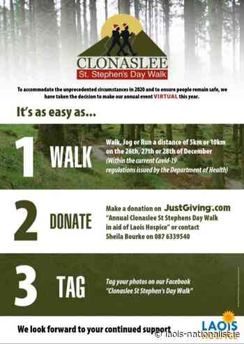 Clonaslee Saint Stephen's day walk | Laois Nationalist - Laois Nationalist