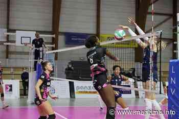 Venelles au dessus d'Istres Provence Volley dans un beau derby - Maritima.info