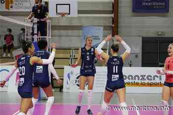 Istres - Sports - Le Pays d'Aix Venelles trop fort pour Istres Provence Volley - Maritima.info