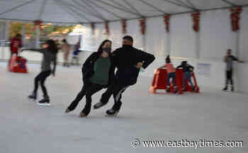 Brentwood on Ice one of Bay Area's few rinks open this year - East Bay Times
