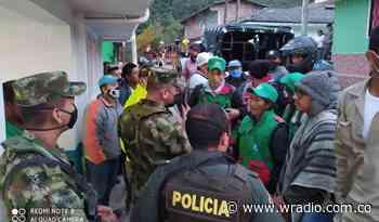 Guardia Indígena frustró el secuestro de un ingeniero en Puracé, Cauca - W Radio