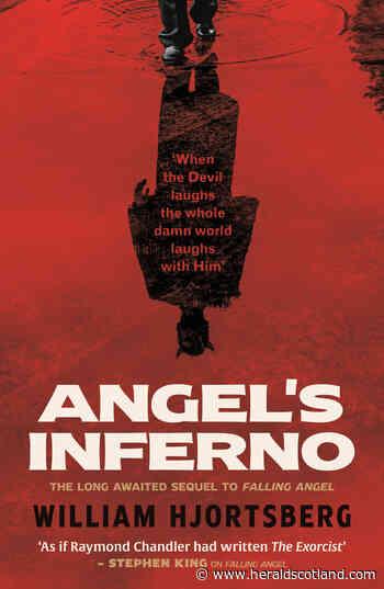 Angel Heart, Mickey Rourke, William Hjortsberg, Angel's Inferno - HeraldScotland