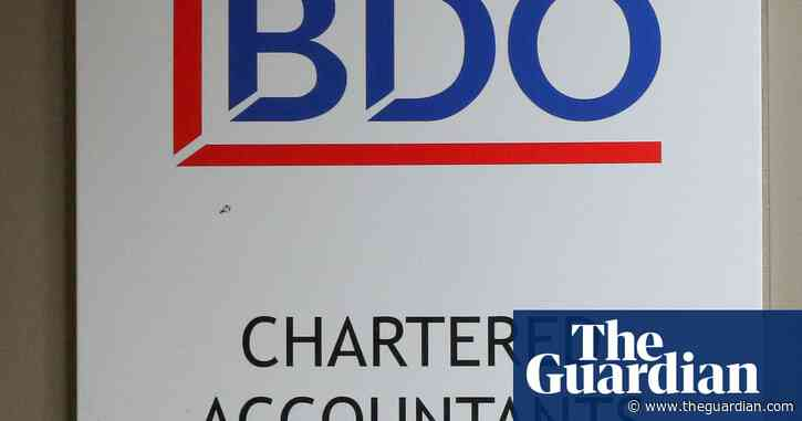 Accounting giant BDO makes U-turn on furlough payback