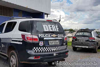 Investigador de Canarana é homenageado com Título de Cidadão - O Documento