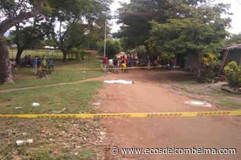 Joven murió arrollado por un vehículo en el municipio de Natagaima - Ecos del Combeima