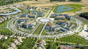Essonne : à Saint-Pierre-du-Perray, le projet de Zac va devoir évoluer - Les Échos