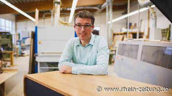 Klappe zu, Feierabend: Der optimale Schreibtisch fürs Homeoffice kommt aus Lutzerath - Rhein-Zeitung