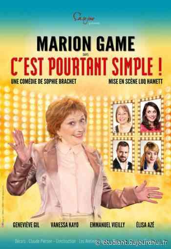 C'EST POURTANT SIMPLE - CINEMA LE REX ET LE LUX, Valreas, 84600 - Sortir à France - Le Parisien Etudiant