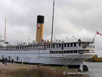 Heritage groups competing for steamship Keewatin - The Kingston Whig-Standard