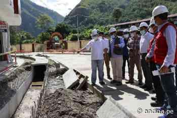 Contraloría desarrollará jornada multirregional en Chanchamayo y Oxapampa - Agencia Andina