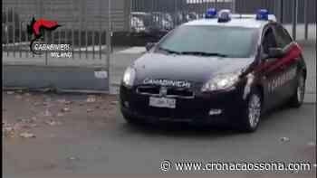 Pregiudicato ruba un'auto. Arrestato dopo un inseguimento. Garbagnate milanese - CO Notizie - News ZOOM