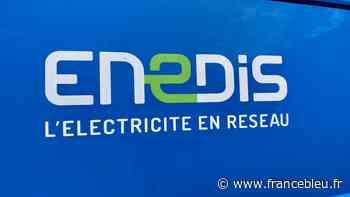 Une coupure de courant prive 400 foyers d'électricité à Saint-Ay - France Bleu