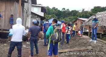 El temor sigue vivo en comunidades desplazadas de Bahía Solano - Semana