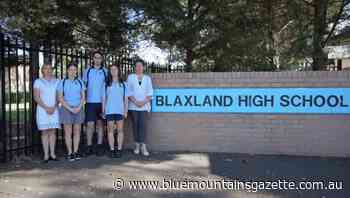 Blaxland High School students set to swelter for another summer - but department provides some hope - Blue Mountains Gazette