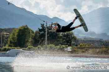 Austrian Wakeboard Cup: Gelungenes Finale in der AREA 47: Wakeboarder begeisterten in der Area 47 - Imst - meinbezirk.at