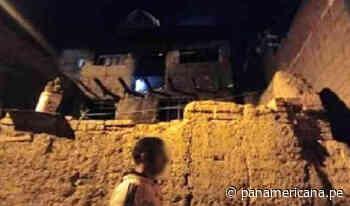 Tragedia en Tarma: dos niños mueren calcinados tras incendiarse su vivienda | Panamericana TV - Panamericana Televisión