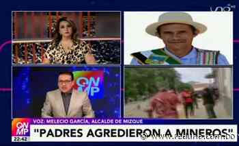 Alcalde de Mizque se resguarda en Cochabamba y compromete a dar solución a demanda por canasta escolar - Red Uno