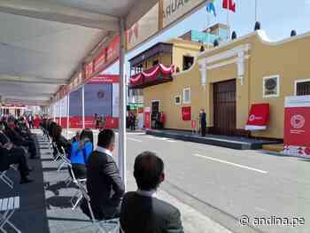 Huaura celebra hoy los 200 años de proclamación de Independencia por José de San Martín - Agencia Andina