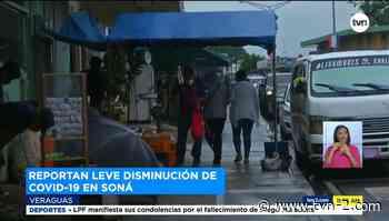 Bajan los casos de COVID-19 en Soná, piden levantar medidas de restricciones - TVN Noticias